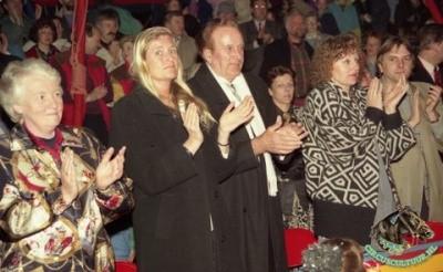 Staande ovatie voor Circus Boltini