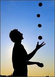 In onze blog leer je trucs om te jongleren